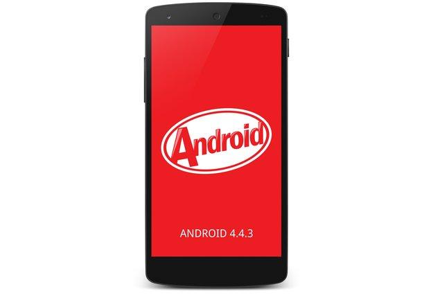 Android 4.4.3: Neueste KitKat-Version kommt offenbar noch heute