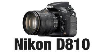 Nikon D810 - Hohe Auflösung. Mehr Schärfe. Vollformat.