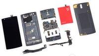 OnePlus One: iFixit zerlegt Gerät, Teardown belegt durchschnittliche Reparierbarkeit