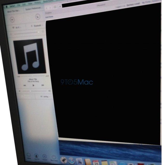 OS X Yosemite: Frühere Beta-Builds enthielten Kontrollzentrum