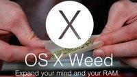 OS X Weed: 10 Slogans für den vermeintlichen Mavericks-Nachfolger