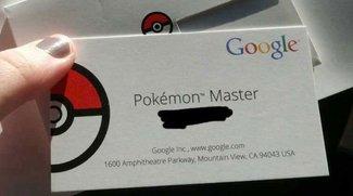 Google kürt Pokémon Master
