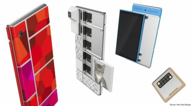 Project Ara: Googles modulares Smartphone erhält eigene Android-Version, in Zusammenarbeit mit Linaro