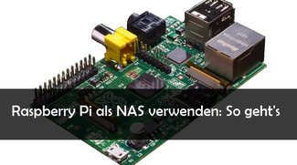 Raspberry Pi als NAS nutzen: Anleitung