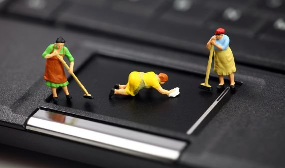 Smartphone reinigen: So geht's