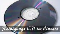 Kann die Reinigungs-CD ein Laufwerk retten?