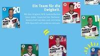 Rewe-Sammelkarten zur WM 2014: Glitzer-Version, Album und Bilder online nachbestellen