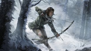 Rise of the Tomb Raider: Das neue Gameplay-Video kommt ohne Geballer aus