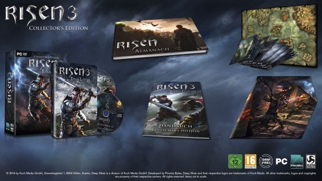 risen 3 collector's edition