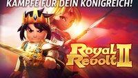 Royal Revolt 2: Tipps, Tricks und Cheats für Android und iOS
