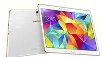 Samsung Galaxy Tab S 8.4 & 10.5: Oberklasse-Tablets mit AMOLED-Display offiziell vorgestellt