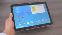 Samsung Galaxy NotePRO 12.2 im Test: Tablet-Gigant für Kreative
