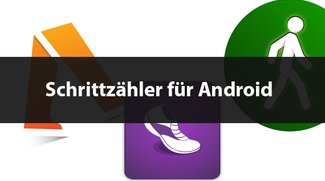 Schrittzähler-Apps: Die besten Pedometer für Android & iOS