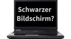 Laptop-Bildschirm schwarz? So bekommt ihr wieder ein Bild