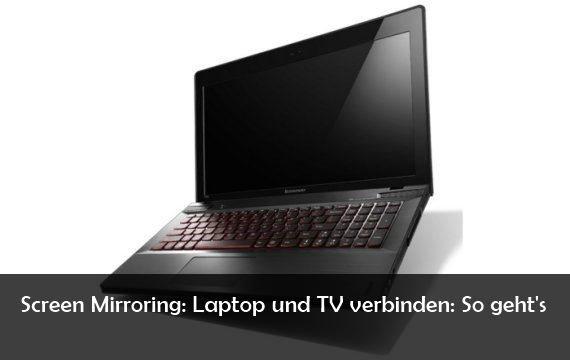 Grundig Fernseher Mit Laptop Verbinden : Screen sharing: laptop und smart tv bild teilen: so gehts u2013 giga