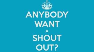 """Was heißt """"Shoutout"""" bei Instagram, YouTube und Co.?"""