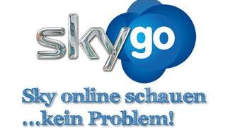 Sky online schauen - so geht's