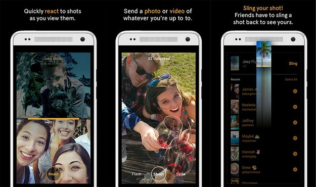 Slingshot: Facebook startet einfallsreichen Snapchat-Konkurrenten [APK-Download]