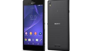 Sony Xperia T3: Dünnes 5,3-Zoll-Smartphone mit LTE vorgestellt