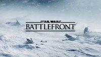 Star Wars Battlefront: Trailer von der E3 beleuchtet die Entwicklung