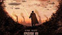 Star Wars 7: Detaillierte Set-Fotos zeigen Tatooine, Kreaturen & mehr