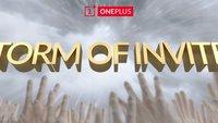 """OnePlus One """"Storm of Invites"""": 2.500 Invites per Verlosung zu gewinnen"""