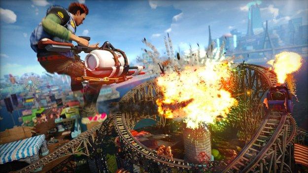 Sunset Overdrive: Kommt mit 30 FPS und 900p auf die Xbox One