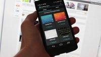 SwiftKey: Keyboard-App künftig kostenlos, mit Bezahl-Themes, Update bringt Zahlenreihe