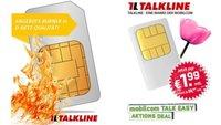 200 MB Datenvolumen und 100 Minuten für 1,99 € (statt 19,99 €) - Telekom-Netz