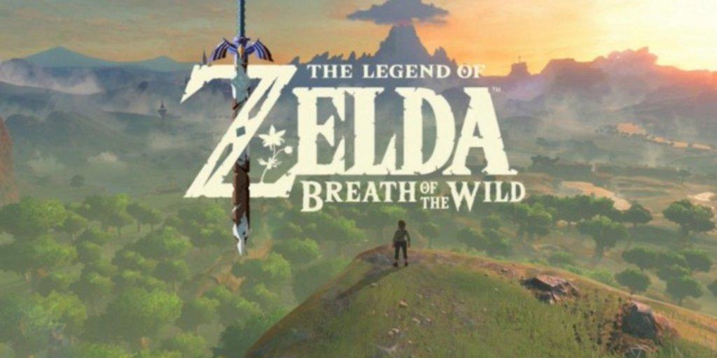 The Legend Of Zelda Breath Wild Jetzt Kaufen