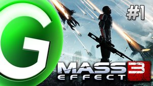 Mass Effect 3 - LIVE Gameplay Part 1