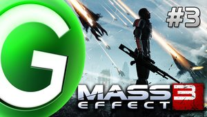 Mass Effect 3 - LIVE Gameplay Part 3