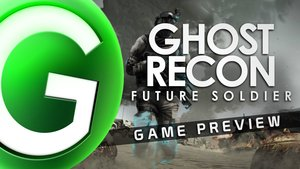 GHOST RECON - Game Preview