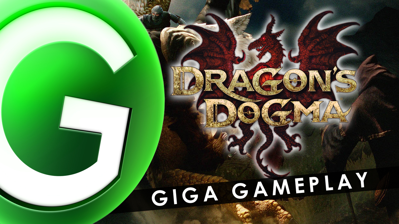 Dragons Dogma - GIGA Gameplay