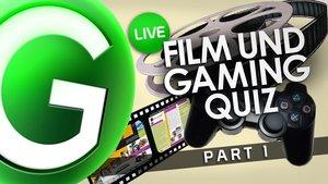 GIGA LIVE - Film und Gamequiz - Teil 1