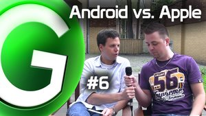 Android vs. Apple: Podcast 6