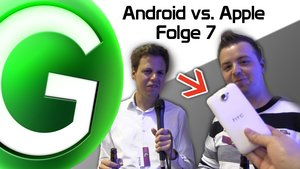 Android vs. Apple: Samsung Galaxy S3, HTC One X und Wimp
