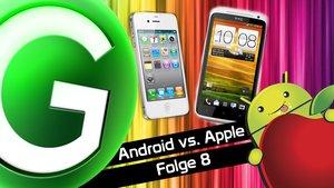 Android vs. Apple: iPad mini, Updates und Samsung Galaxy S3