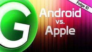 Android vs. Apple: SIRI, 5 x Google Nexus und WWDC