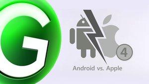 Apple vs Android - Regelnkonform