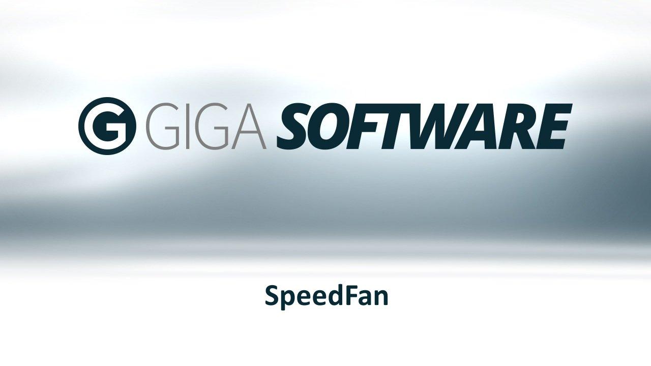 GIGA Software SpeedFan Video Overview