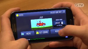 Hill Climb Racing - Gameplay Video