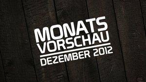 GIGA Monatsvorschau - Dezember 2012