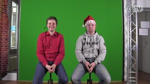 Android vs. Apple - Xmas OUTTAKES