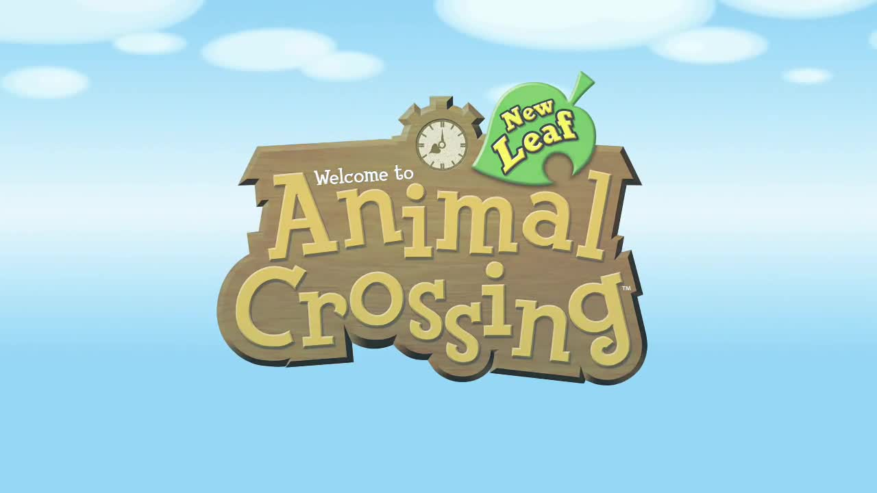 Animal Crossing New Leaf Launch Trailer