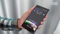 Sony verteilt Android 4.4.4 für Xperia Z1, Z Ultra und Z1 Compact