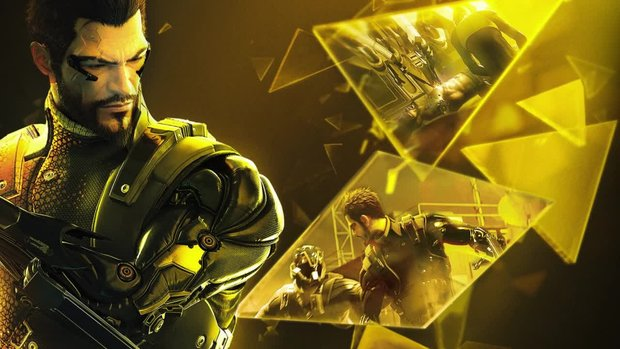 Games with Gold: Ab sofort Deus Ex Human Revolution gratis erhalten