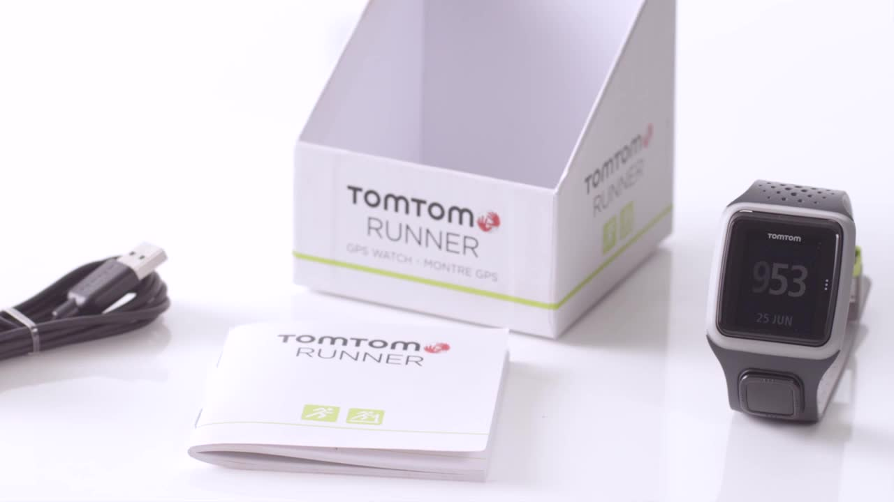 Tomtom Sd Karte Installieren.01 Tomtom Sportwatch How To Getting Started