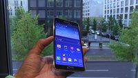 Samsung Galaxy Note 3: Update bringt neue Funktionen