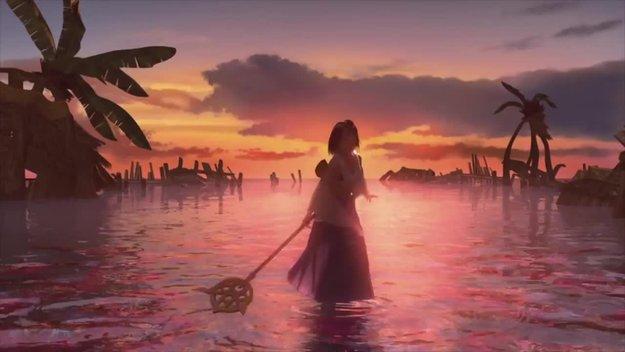 Final Fantasy X / X-2 HD Remaster: PS4-Version im Trailer